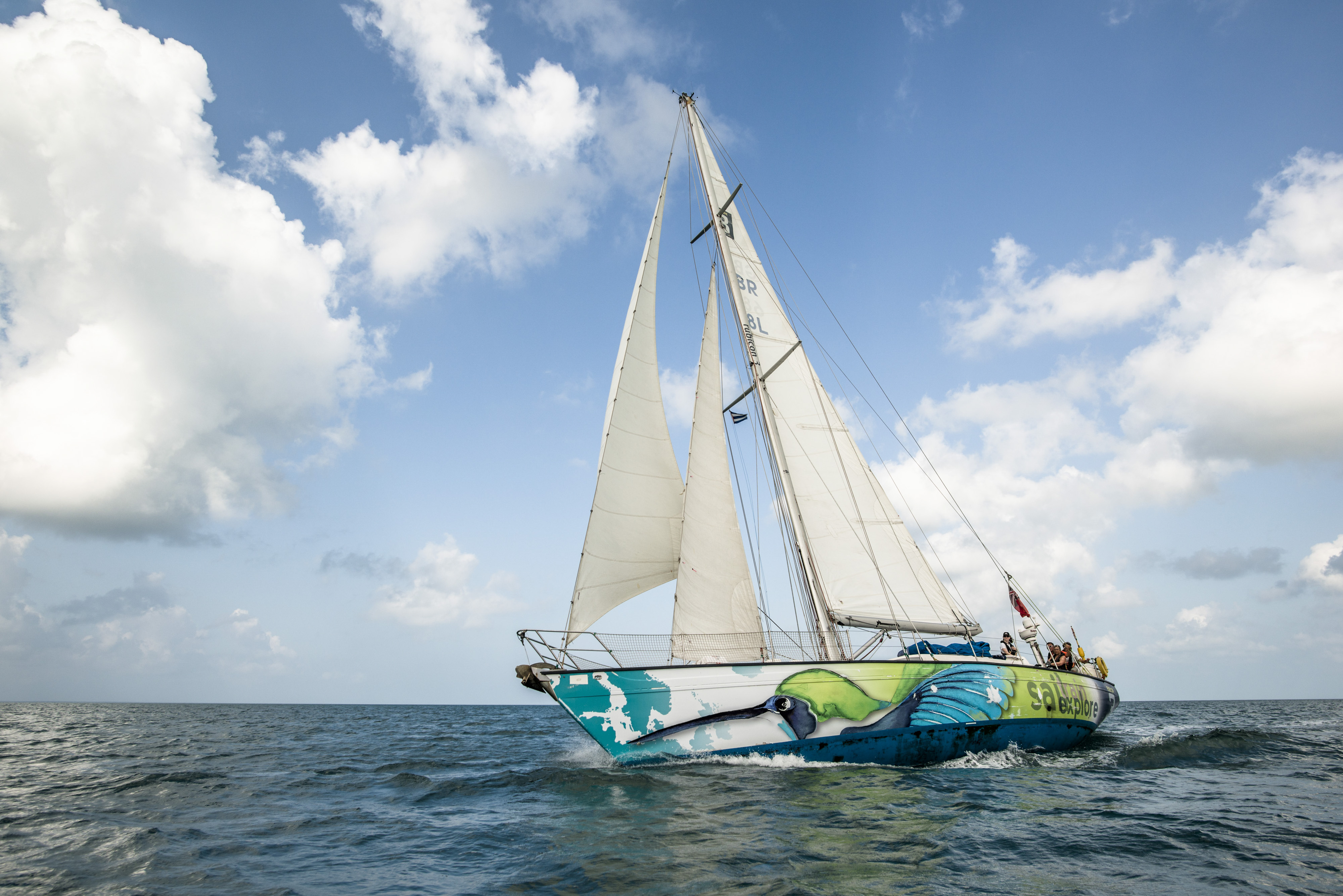Rubicon 3 Adventure Sailing